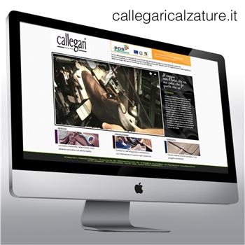 callegaricalzature.it  |  sito web